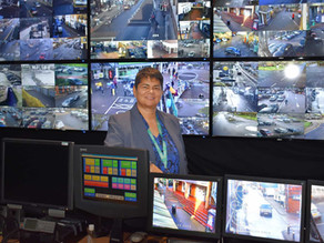 CCTV Control Rooms during the Coronavirus Pandemic