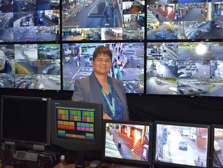 CCTV Control Rooms during the Coronavirus Pandemic