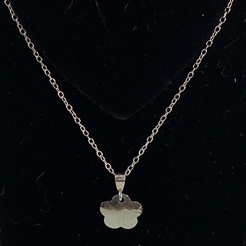 Small sterling flower
