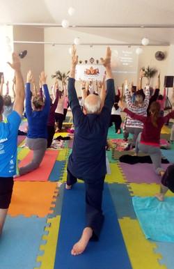 yoga idoso