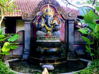 A simbologia de Ganesha