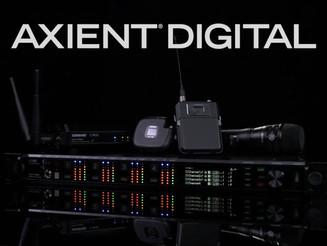 Sistema Axient Digital de SHURE