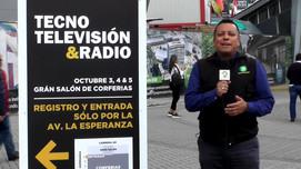 Fuimos parte de la Expo TecnoTelevisión y Radio 2018