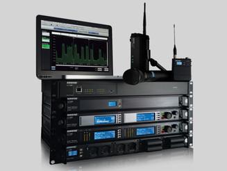 Micrófonos Microflex y Sistemas digitales de Shure