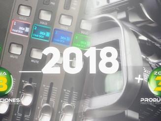 Así fue nuestro trabajo en el 2018