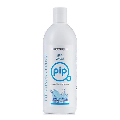 pip гель для Душа Пробиотики +DMAE 500 ml