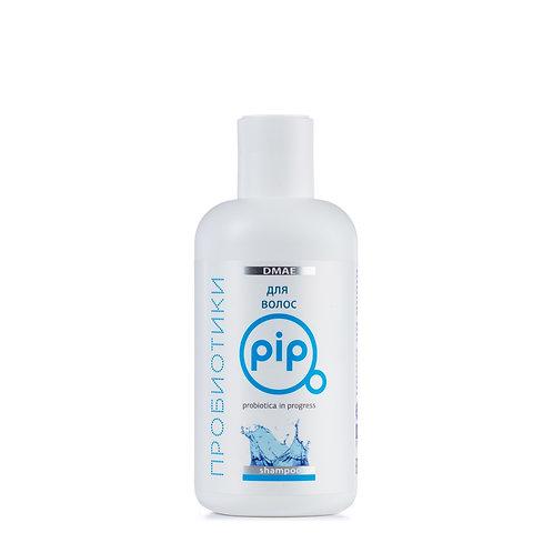pip шампунь «Для Волос» Пробиотики+DMAE 250 мл