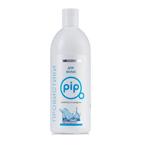pip шампунь « Для Волос» Пробиотики+DMAE  500 мл