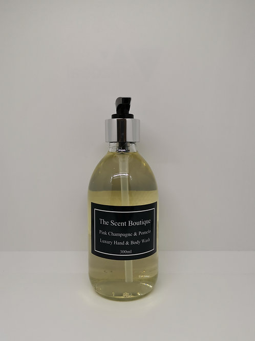 Pink Champagne & Pomelo Luxury Hand & Body Wash