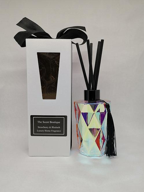 Pearl Glass Diamond Reed Diffuser