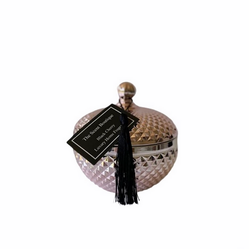 Rose Milan Luxury Candle
