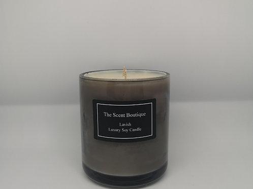 Smoked Grey Vogue Candle