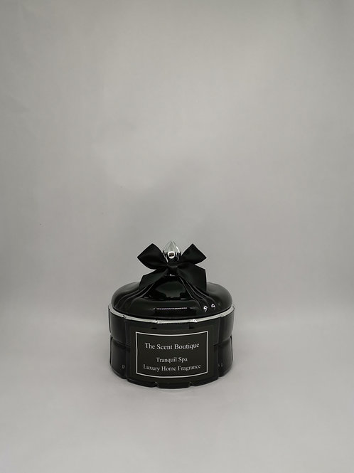 Black Paris Candle