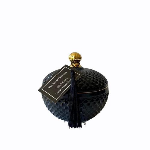 Black Milan Luxury Candle