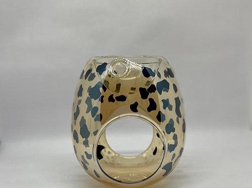 Cheetah wax melt burner