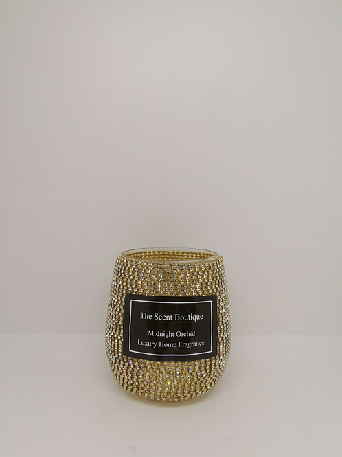 Glam Gold Luxury Candle