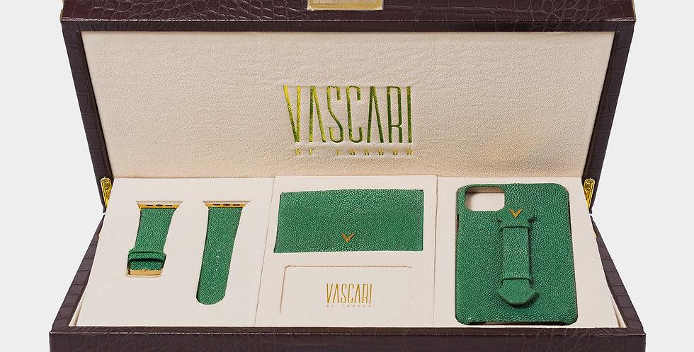 Green Stingray Collection Box