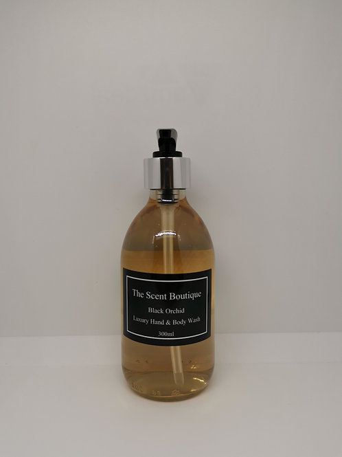 Black Orchid Luxury Hand & Body Wash