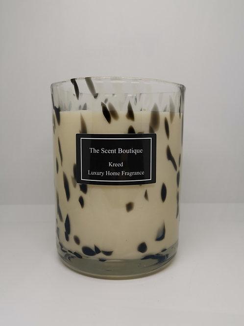 Extra large Dalmation Vogue Candle