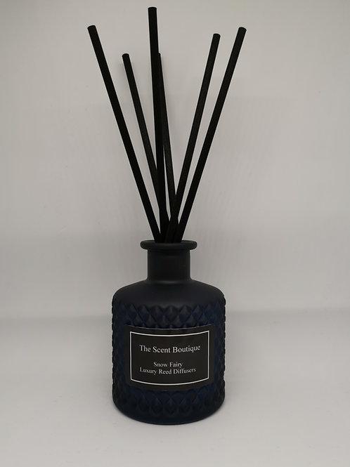 Black Glass Bohemian Reed Diffuser
