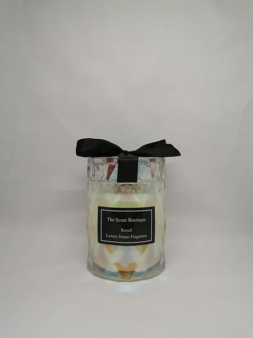 Pearl Diamond Candle
