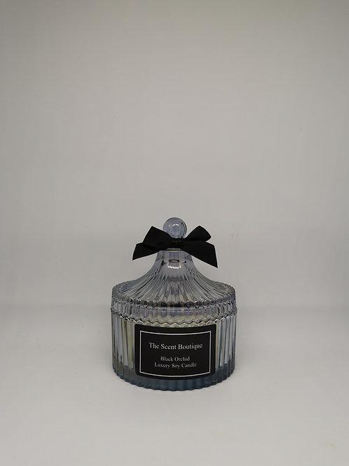 Pearl Grey Vintage Candle