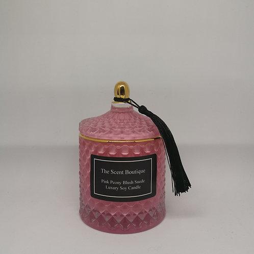 Royal pink Geo