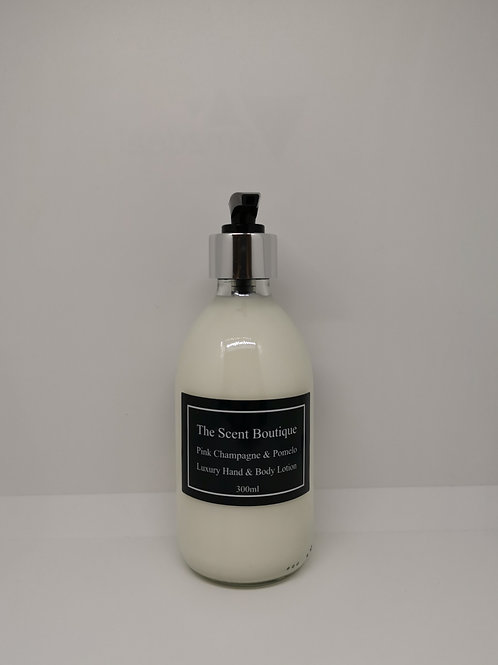 Pink Champagne & Pomelo Luxury Hand & Body Lotion