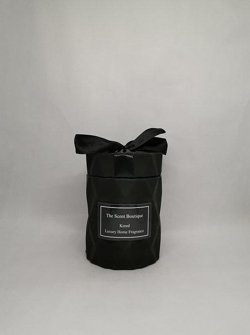 Black Diamond Candle