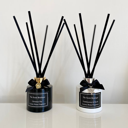 Luxury Winter Reed diffusers
