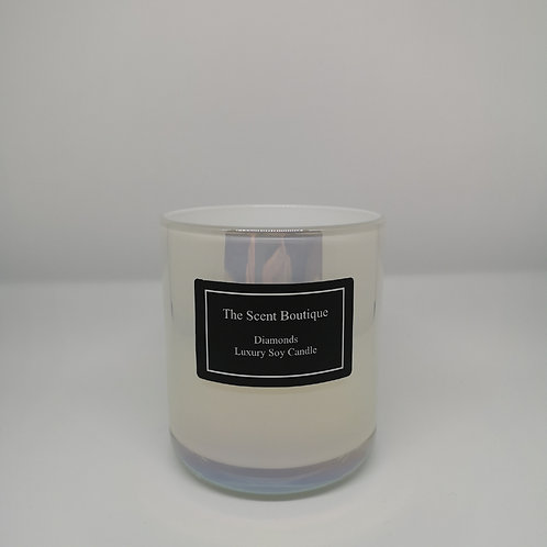 White Pearl Vogue Candle