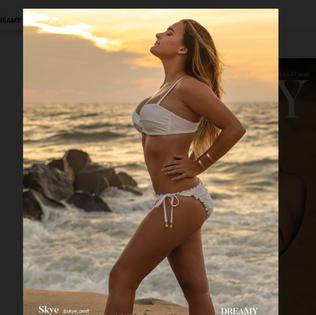 dreamy magazine swimsuit edition