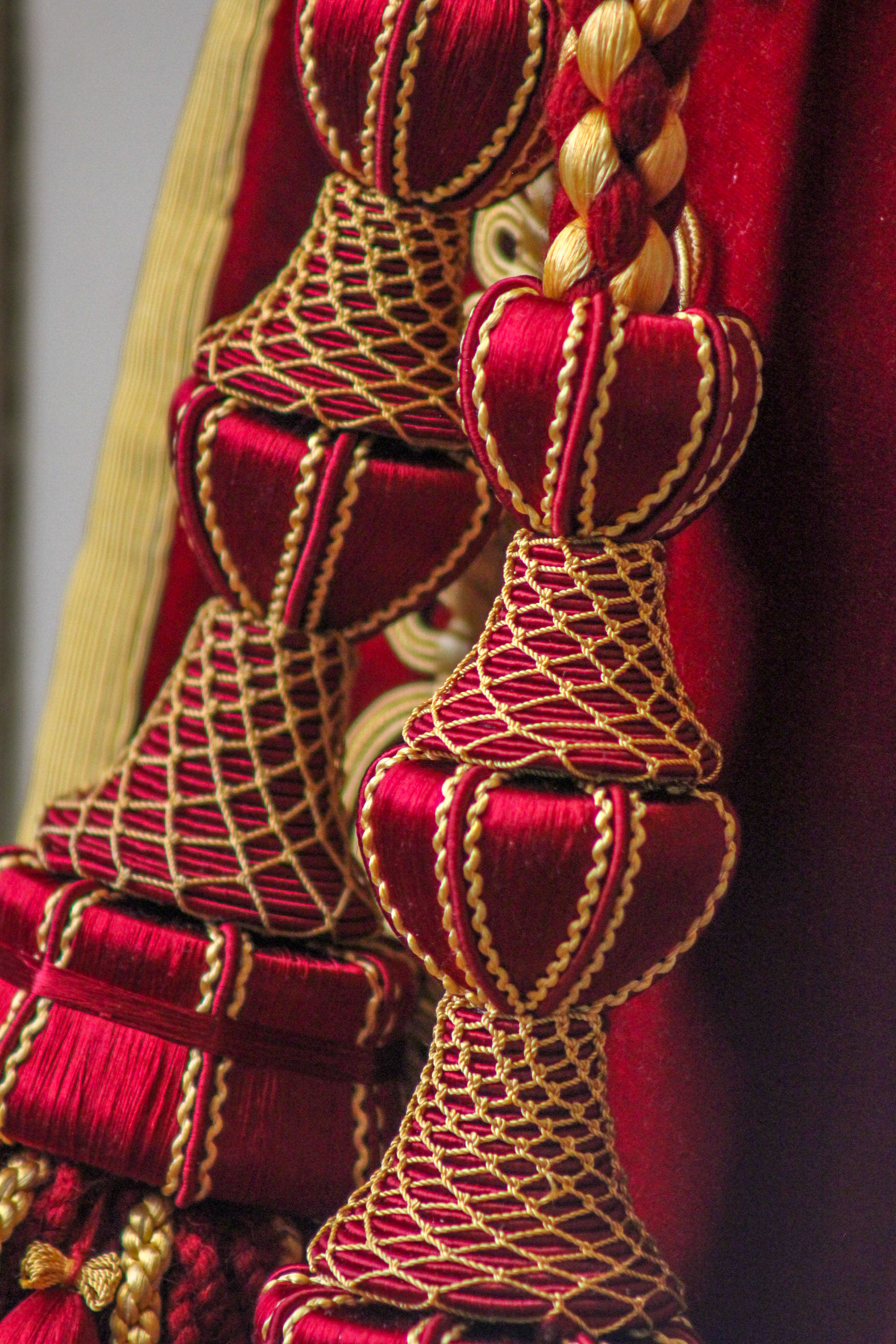 Detail from a Tassel