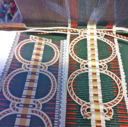 Hand Weaving Gimp