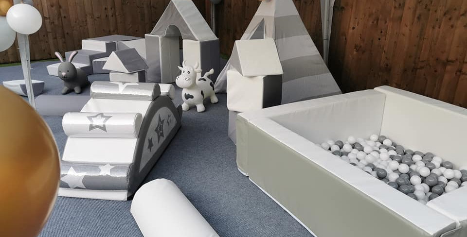 HIRE Soft play package