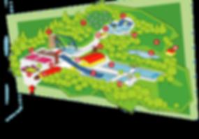 Aguapark | IL PARCO | mappa attrazioni