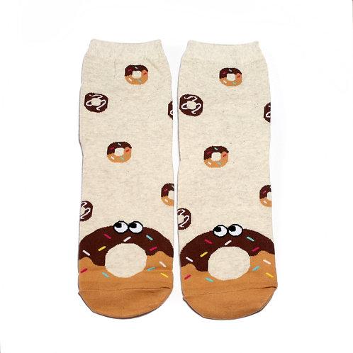 Snack Sock - Donut