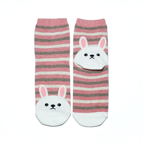 Stripe on the Toe - Hase