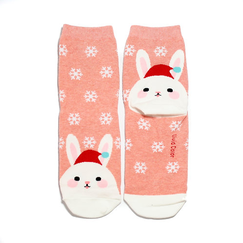 Snowy on the Toe - Hase