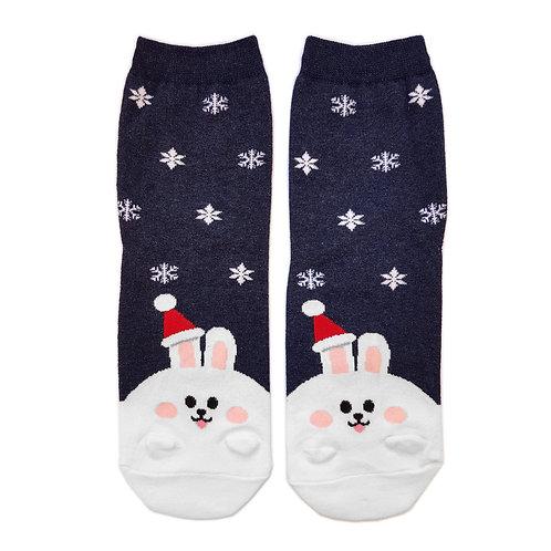 Weihnachtsmützli - Hase