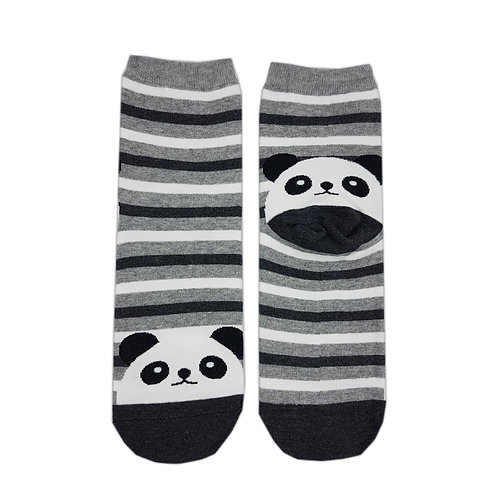 Stripe on the Toe - Panda