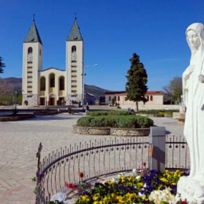 Mensagem de Nossa Senhora em Medjugorje em 25/09/2019 através da vidente Marija Pavlovic