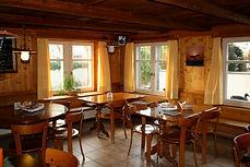 Innenraum Restaurant Seegarten