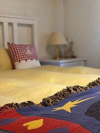 Gästehäuschen_Schlafzimmer