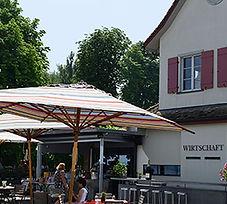 Strandwirtschaft Schlössli in Bottighofen