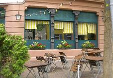 Restaurant zum Pfannkuchen aussenansicht