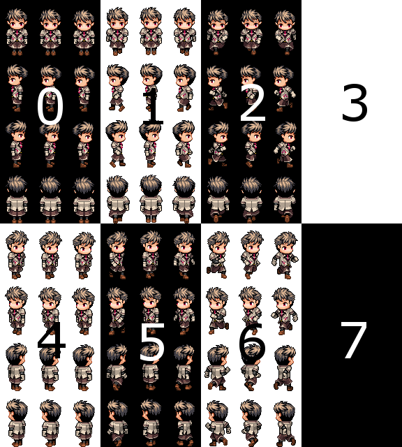 Sprite Animations - Ald Template.png