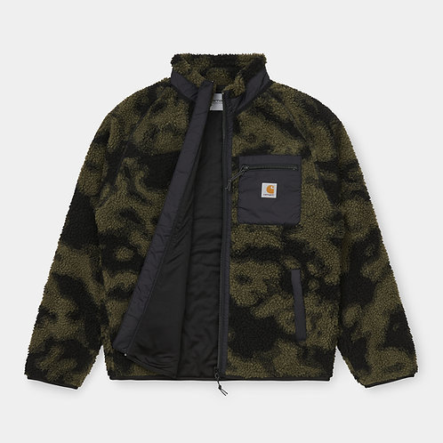 Куртка Carhartt I025120 Prentis Liner Camo Blur Green