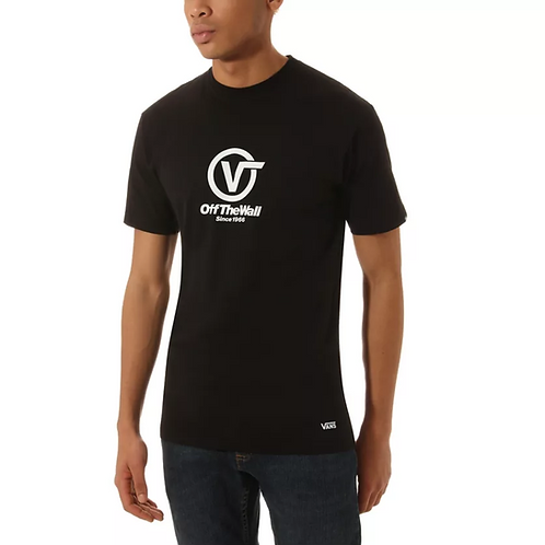 Футболка VANS DISTORTED PERFORMANCE VA4551BLK Black