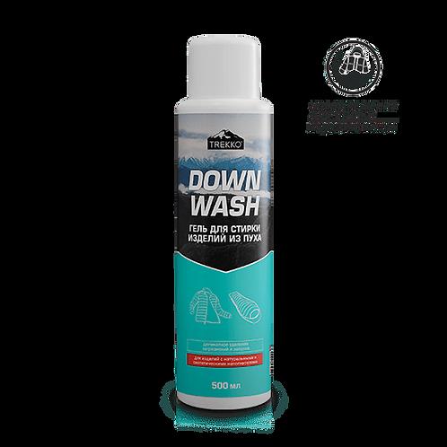 Trekko Down Wash Гель для стирки изделий из пуха TR_DW 500 500 мл